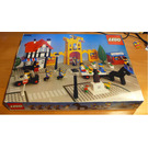 LEGO Town Square - Castle Scene Set 1592 Packaging