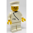 LEGO Town with White Zipper Minifigure
