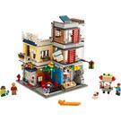 LEGO Townhouse Pet Shop & Café Set 31097