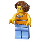 LEGO Townhouse Woman Minifigure