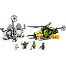 LEGO Toxikita's Toxic Meltdown Set 70163