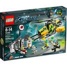LEGO Toxikita's Toxic Meltdown Set 70163 Packaging