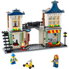 LEGO Toy & Grocery Shop Set 31036