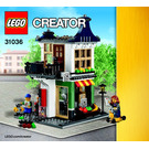 LEGO Toy & Grocery Shop Set 31036 Instructions