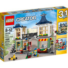 LEGO Toy & Grocery Shop Set 31036 Packaging