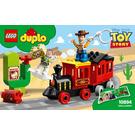 LEGO Toy Story Train Set 10894 Instructions