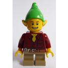 LEGO Toy Workshop Male Elf Minifigure