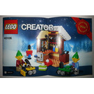 LEGO Toy Workshop Set 40106 Instructions