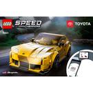 LEGO Toyota GR Supra Set 76901 Instructions