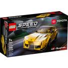 LEGO Toyota GR Supra Set 76901 Packaging
