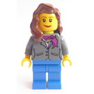 LEGO Toys 'R' Us Truck Shop Lady Minifigure