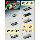 LEGO Track Marshall Set 8121 Instructions
