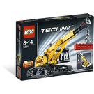 LEGO Tracked Crane Set 9391 Packaging