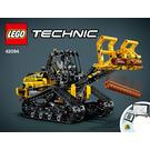 LEGO Tracked Loader Set 42094 Instructions
