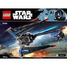 LEGO Tracker I Set 75185 Instructions