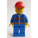 LEGO Tractor Driver Minifigure