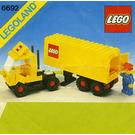 LEGO Tractor Trailer Set 6692