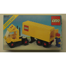 LEGO Tractor Trailer Set 6692 Packaging