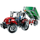LEGO Tractor with Trailer Set 8063