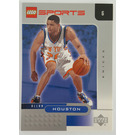 LEGO Trading Card - Basketball - Allan Houston, New York Knicks #20