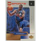 LEGO Trading Card - Basketball - Tracy McGrady, Orlando Magic #1 (Gold Leaf)