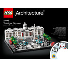 LEGO Trafalgar Square Set 21045 Instructions