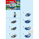 LEGO Traffic Light Patrol Set 30339 Instructions
