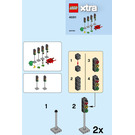 LEGO Traffic Lights Set 40311 Instructions