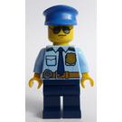 LEGO Traffic Patrol Officer Minifigure