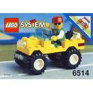 LEGO Trail Ranger Set 6514