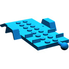 LEGO Trailer for Legoland Car
