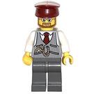 LEGO Train Conductor Minifigure