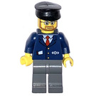 LEGO Train Conductor Minifigure