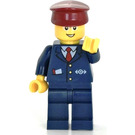 LEGO Train driver Horizon Express Minifigure