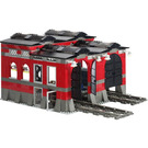 LEGO Train Engine Shed Set 10027