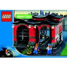 LEGO Train Engine Shed Set 10027 Instructions