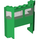 LEGO Train Front 2 x 6 x 5 with 2 High Cutout (2924)