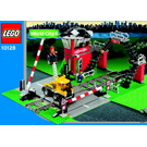 LEGO Train Level Crossing Set 10128 Instructions