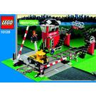 LEGO Train Level Crossing Set 10128 Instructions
