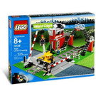 LEGO Train Level Crossing Set 10128 Packaging