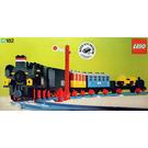 LEGO Train Set with Motor 182