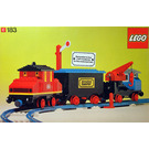 LEGO Train Set with Motor and Signal 183