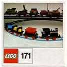 LEGO Train Set without Motor 171 Instructions