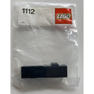 LEGO Train Sliding Wheel Blocks Set 1112