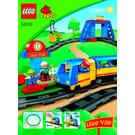 LEGO Train Starter Set 5608 Instructions