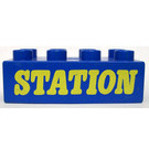 LEGO Train Station Set 081