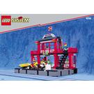LEGO Train Station Set 4556 Instructions