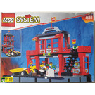 LEGO Train Station Set 4556 Packaging