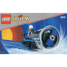 LEGO Train Track Snow Remover Set 4533