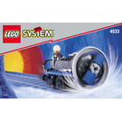 LEGO Train Track Snow Remover Set 4533 Instructions
